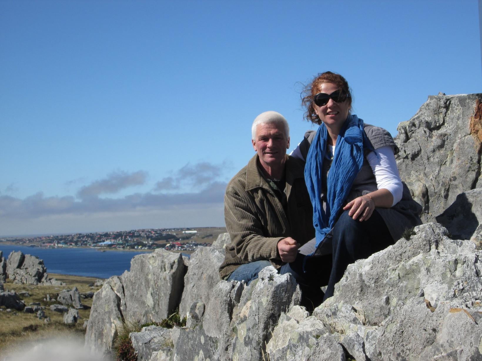 Hannah & Tony from Cawsand, United Kingdom
