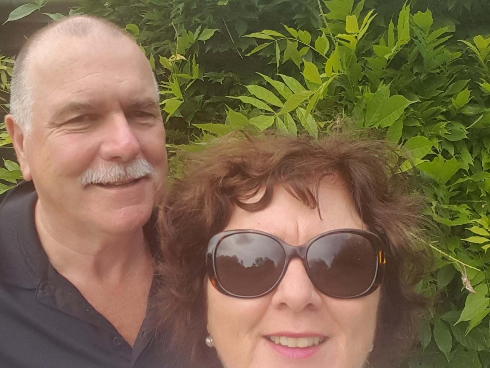 Fiona & Alex from Perth, Western Australia, Australia