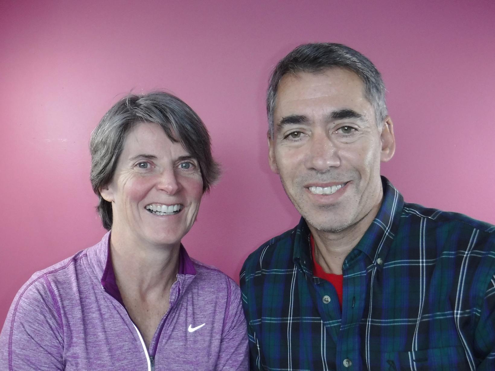 Pierre & Tracy from Edmonton, Alberta, Canada