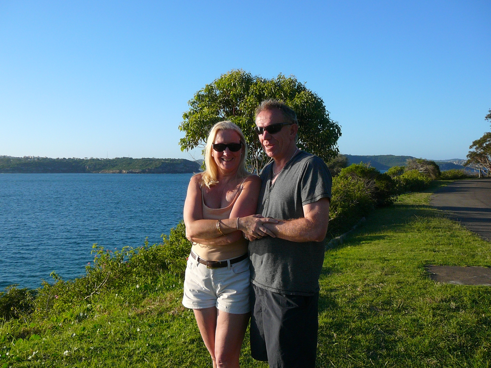 Anthony & Karen from Sydney, New South Wales, Australia