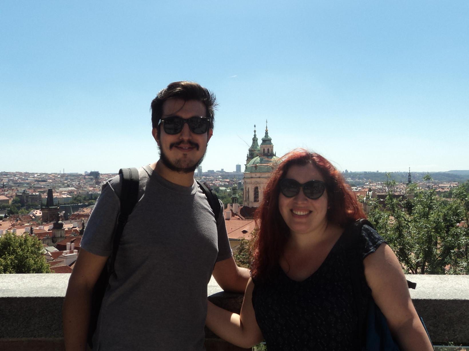 Camila & Alfredo from Leipzig, Germany