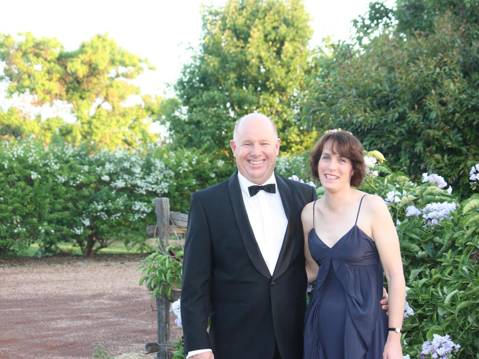 Judith & Simon from Saint George, Queensland, Australia