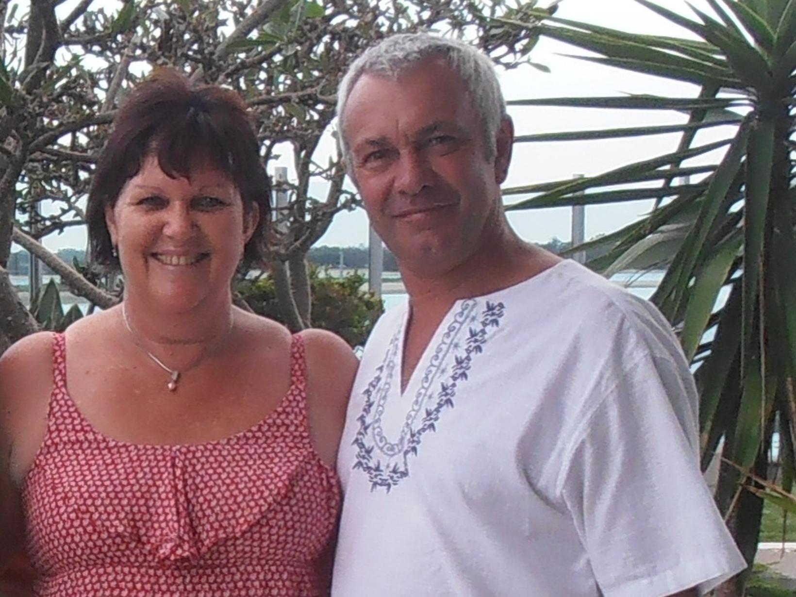 Gary & Yvonne from Feilding, New Zealand