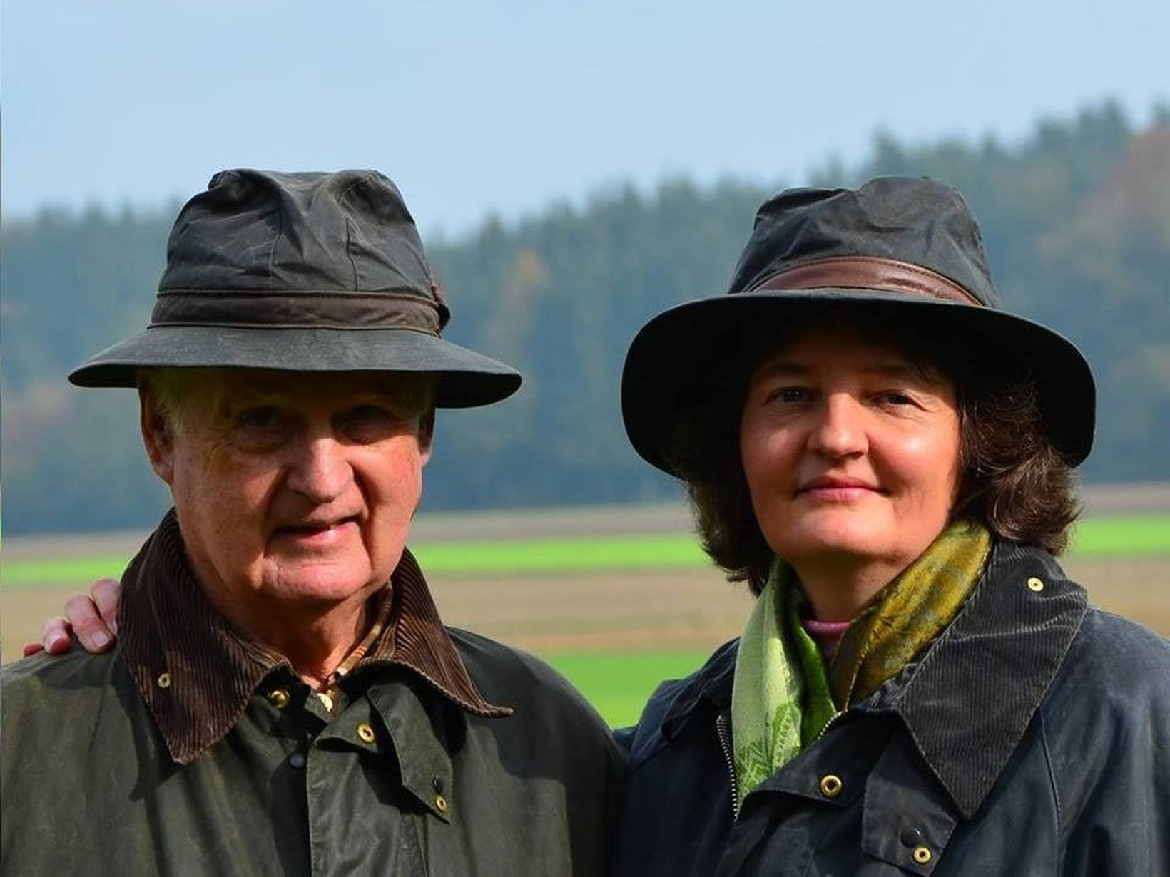 Nicola & Chris from Prien am Chiemsee, Germany