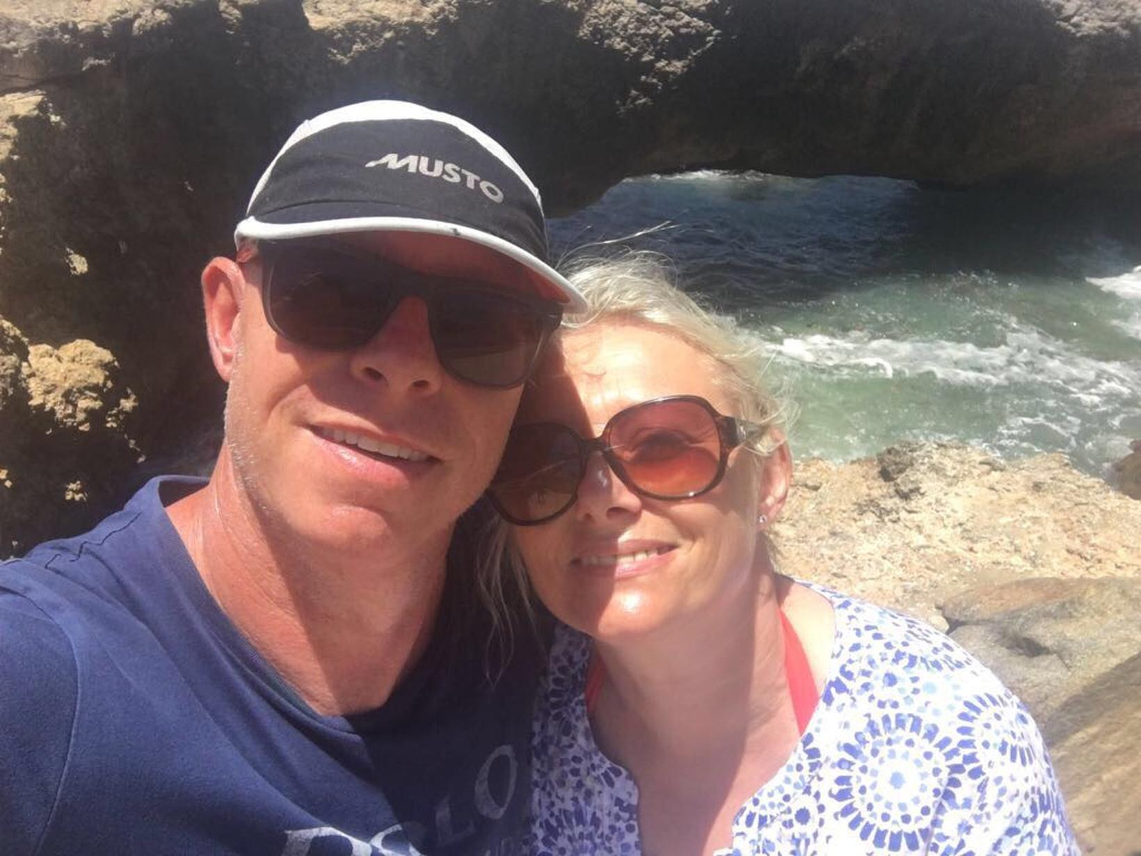 Claire & Mark from Basingstoke, United Kingdom