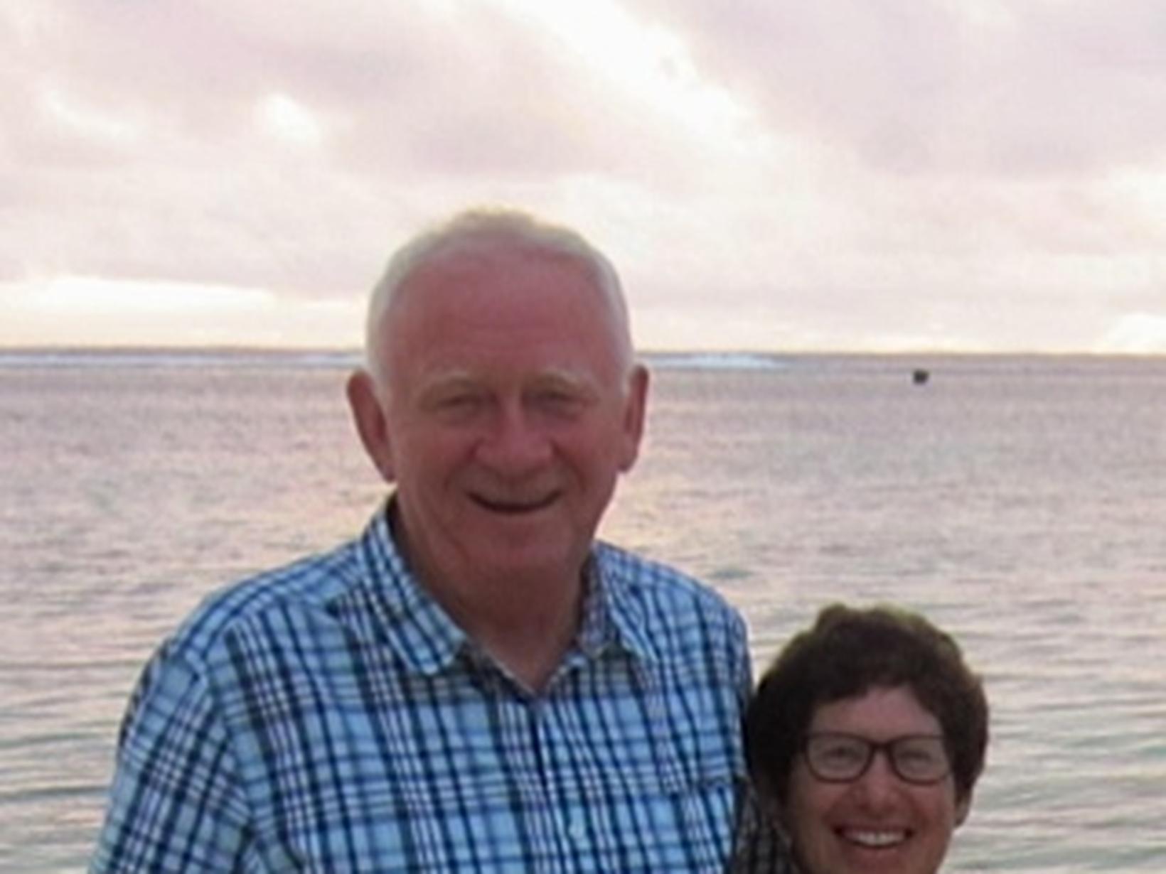 Lynda & Harry from Adelaide, South Australia, Australia