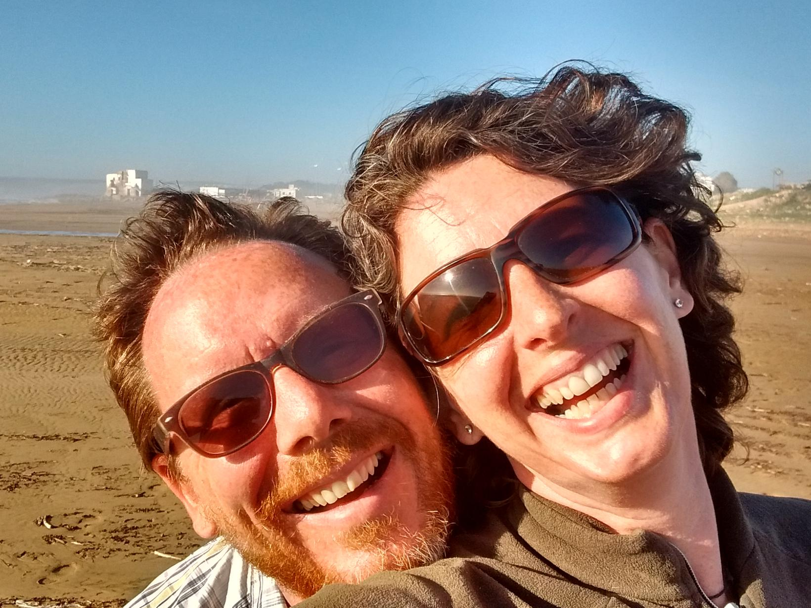 Julie & Jason from Nottingham, United Kingdom
