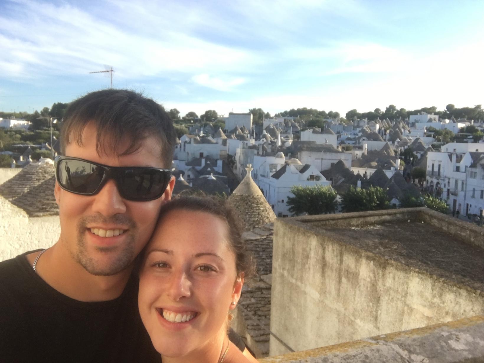 Rachel & Peter from Christchurch, New Zealand
