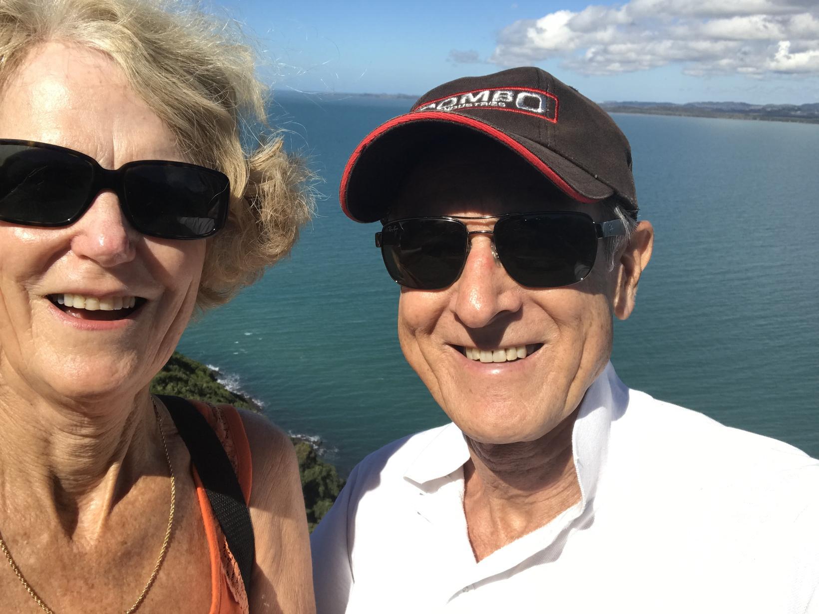 Glenda & Terry from Brisbane, Queensland, Australia