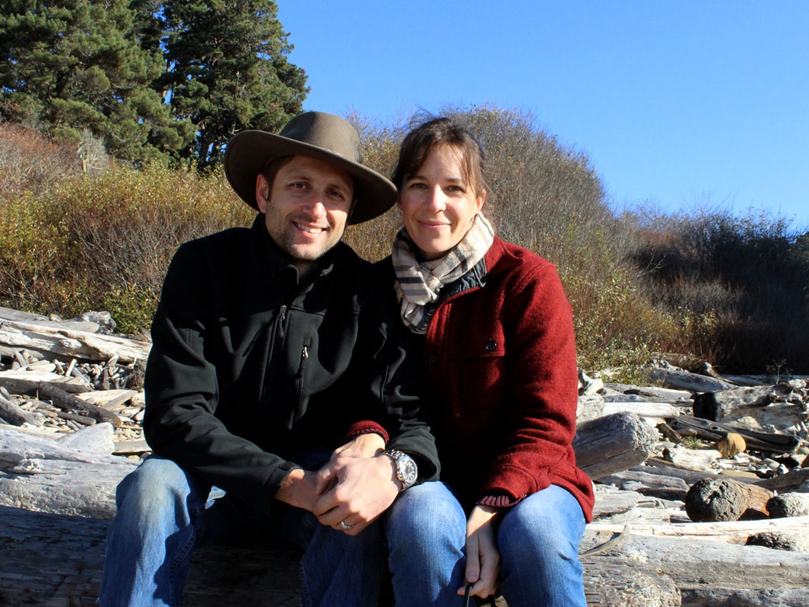 Kathryn & James from Missoula, Montana, United States