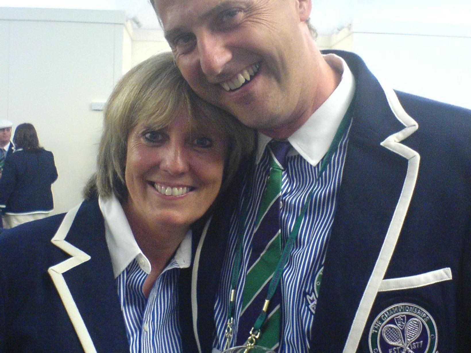 Sue & Graeme from Woore, United Kingdom