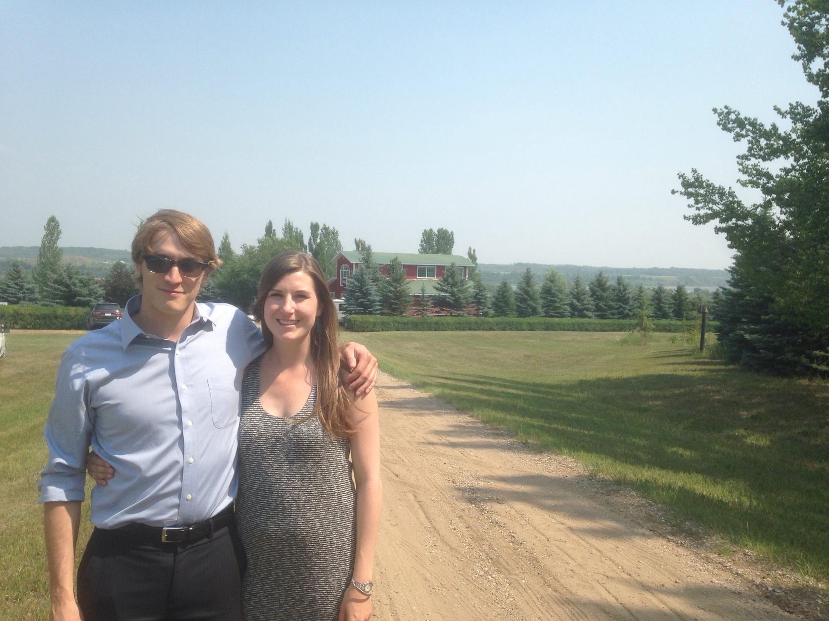 Kimberly & Devin from Calgary, Alberta, Canada