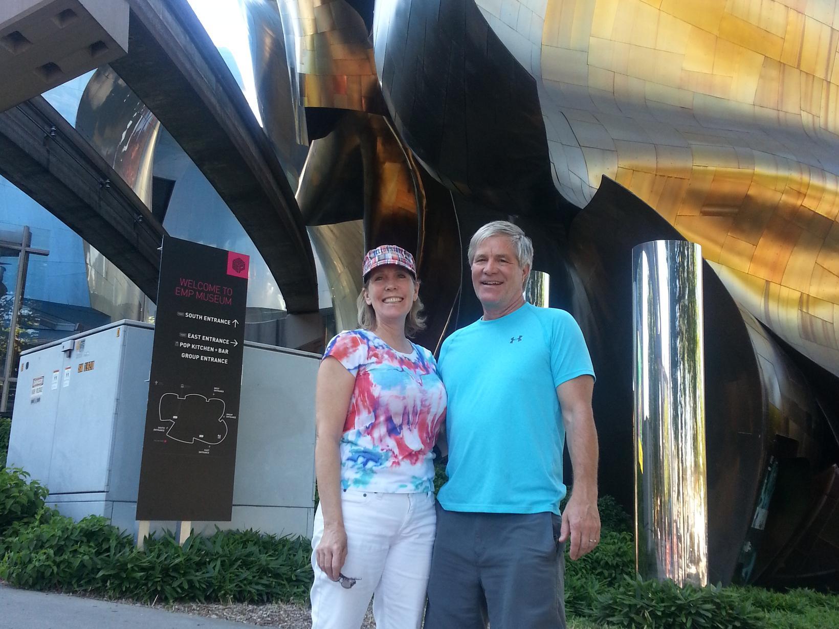 Molly & Tim from Seattle, Washington, United States