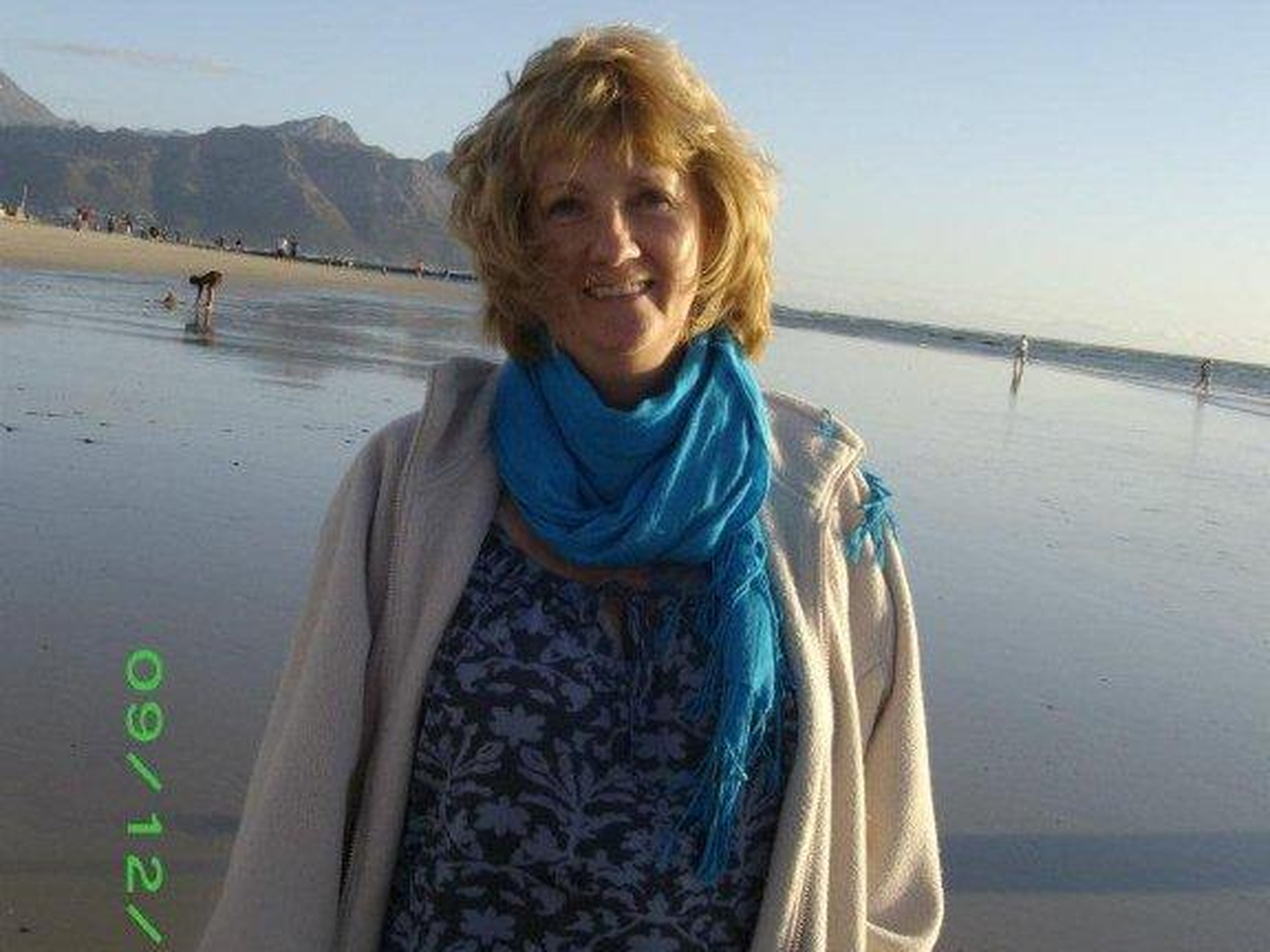 Rachel from Cape Town, South Africa