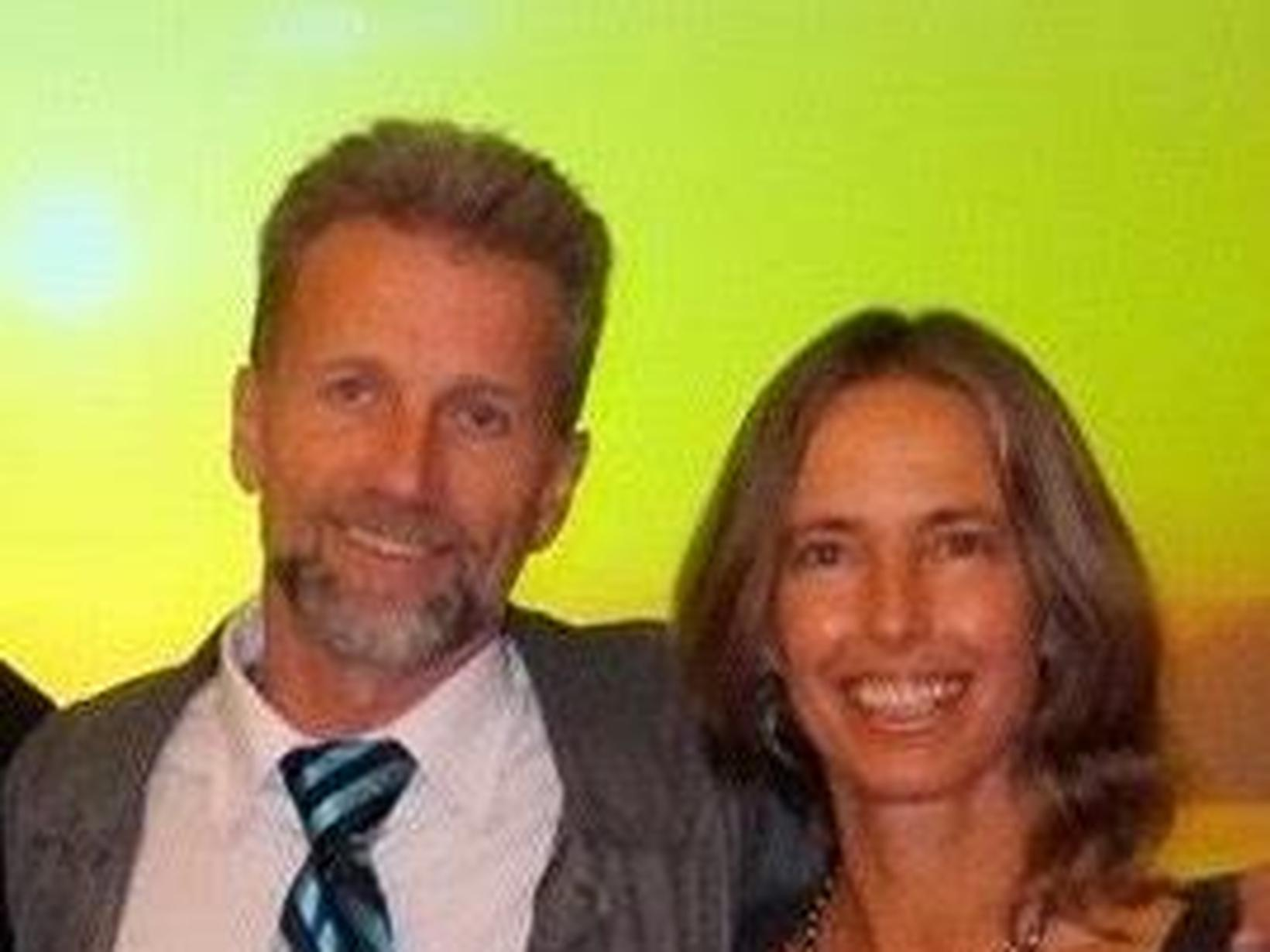 Lisa & Zvone from Papamoa, New Zealand