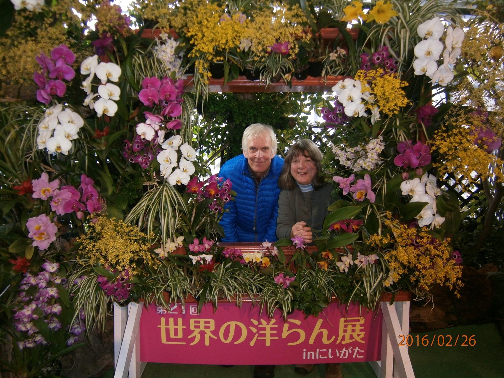 Carolyn & James from Seattle, Washington, United States