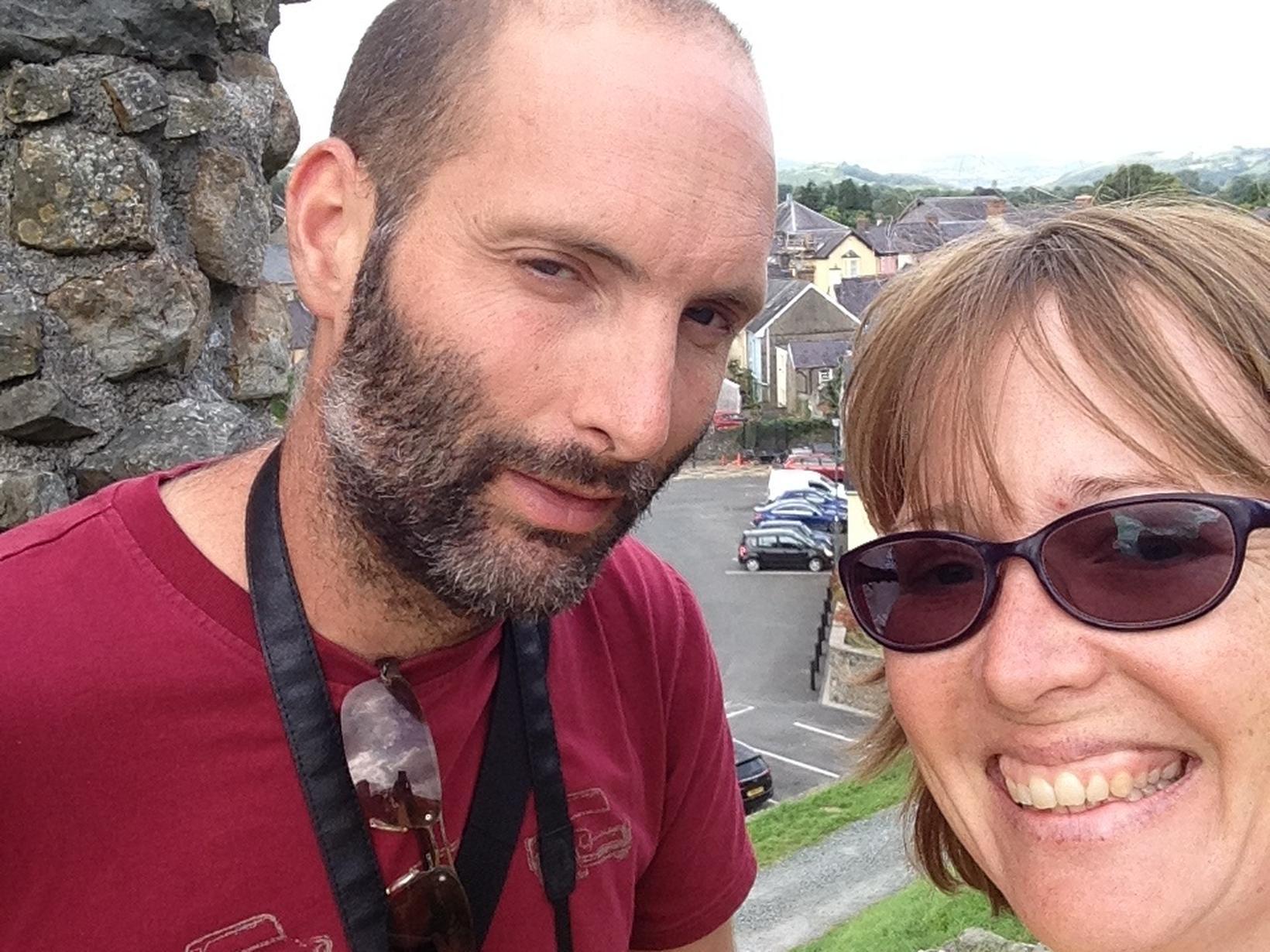 Rebecca & George from Tiverton, United Kingdom