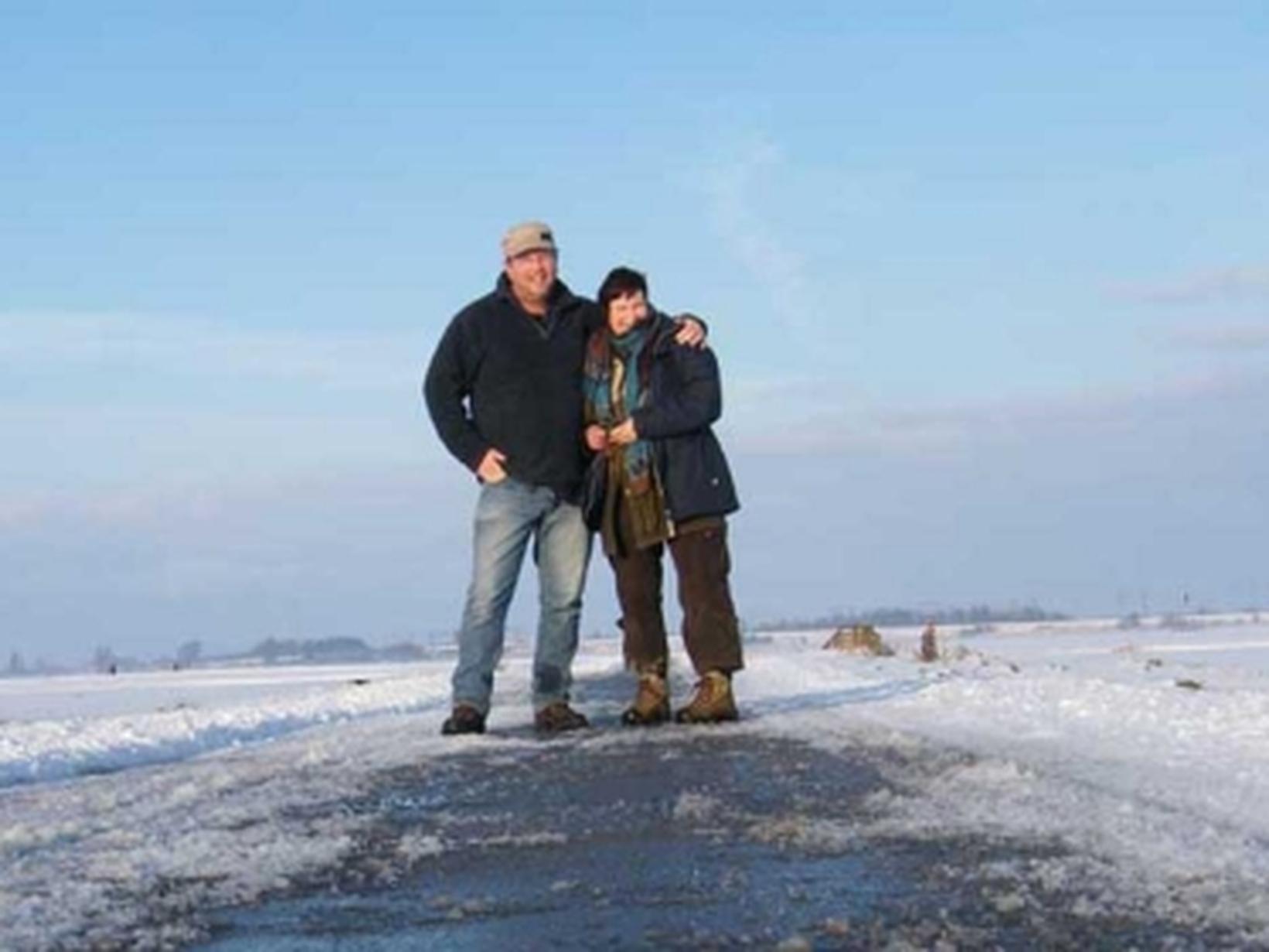 Jan & Marjolein from Jirnsum, Netherlands