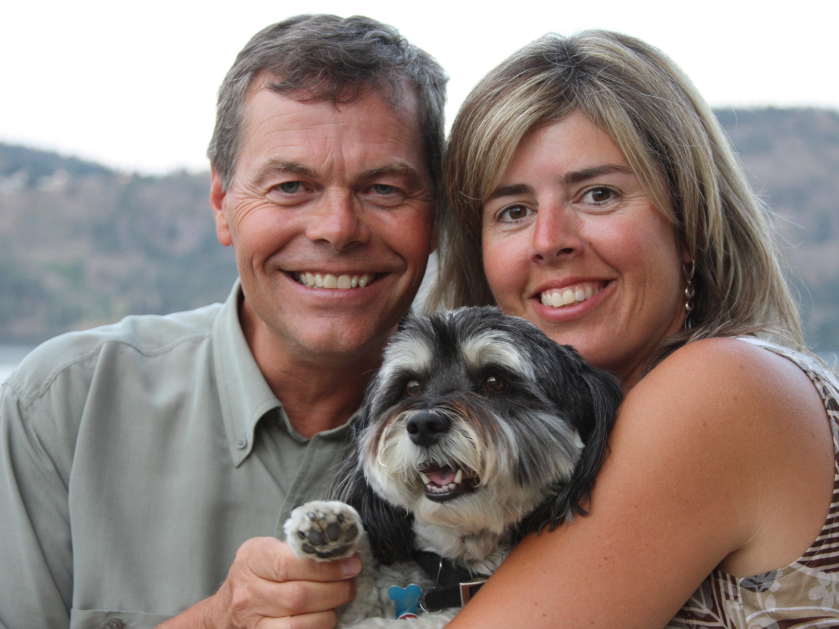 Alison & Barry from Kelowna, British Columbia, Canada