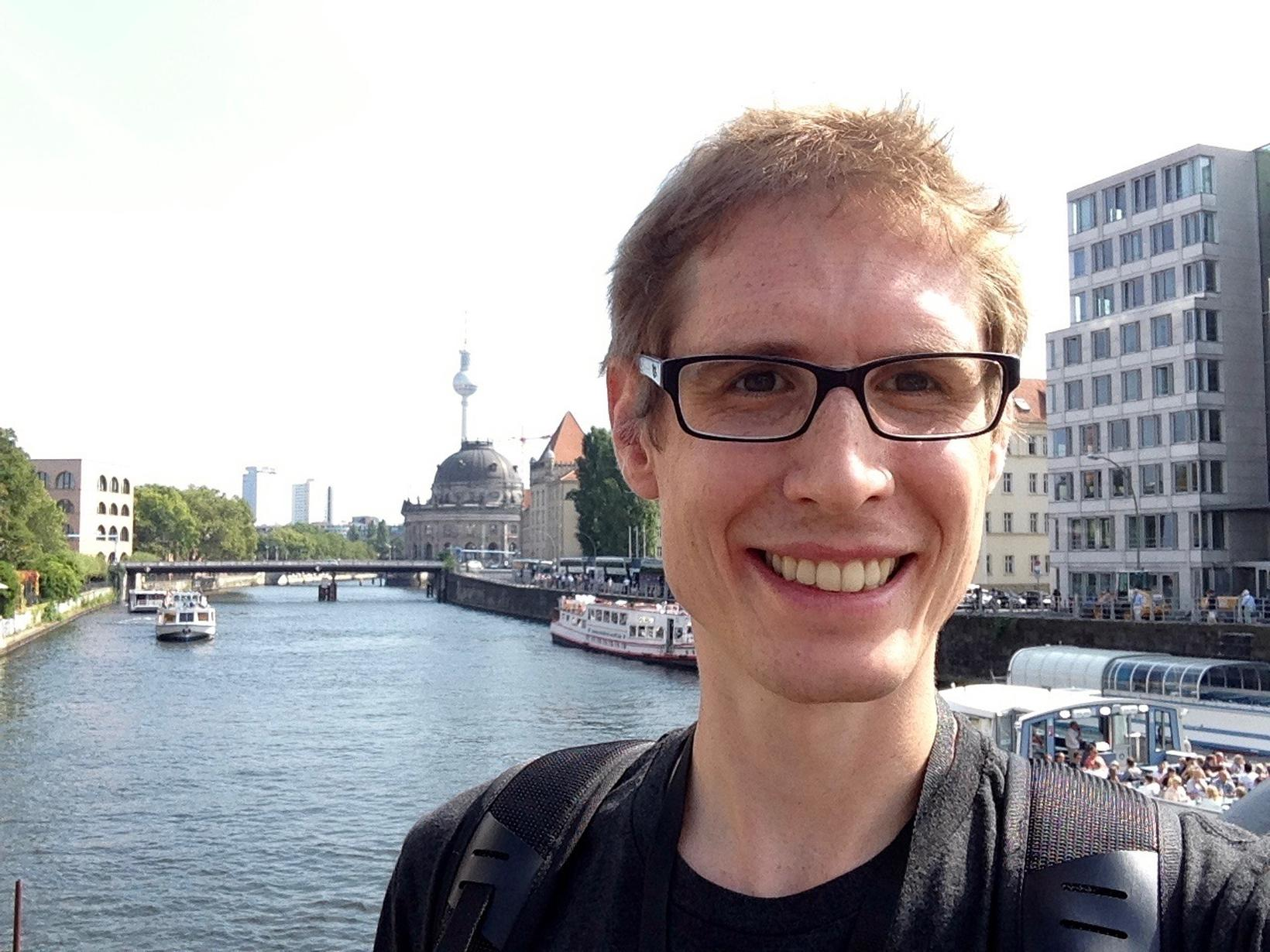 Robert from Hamburg, Germany