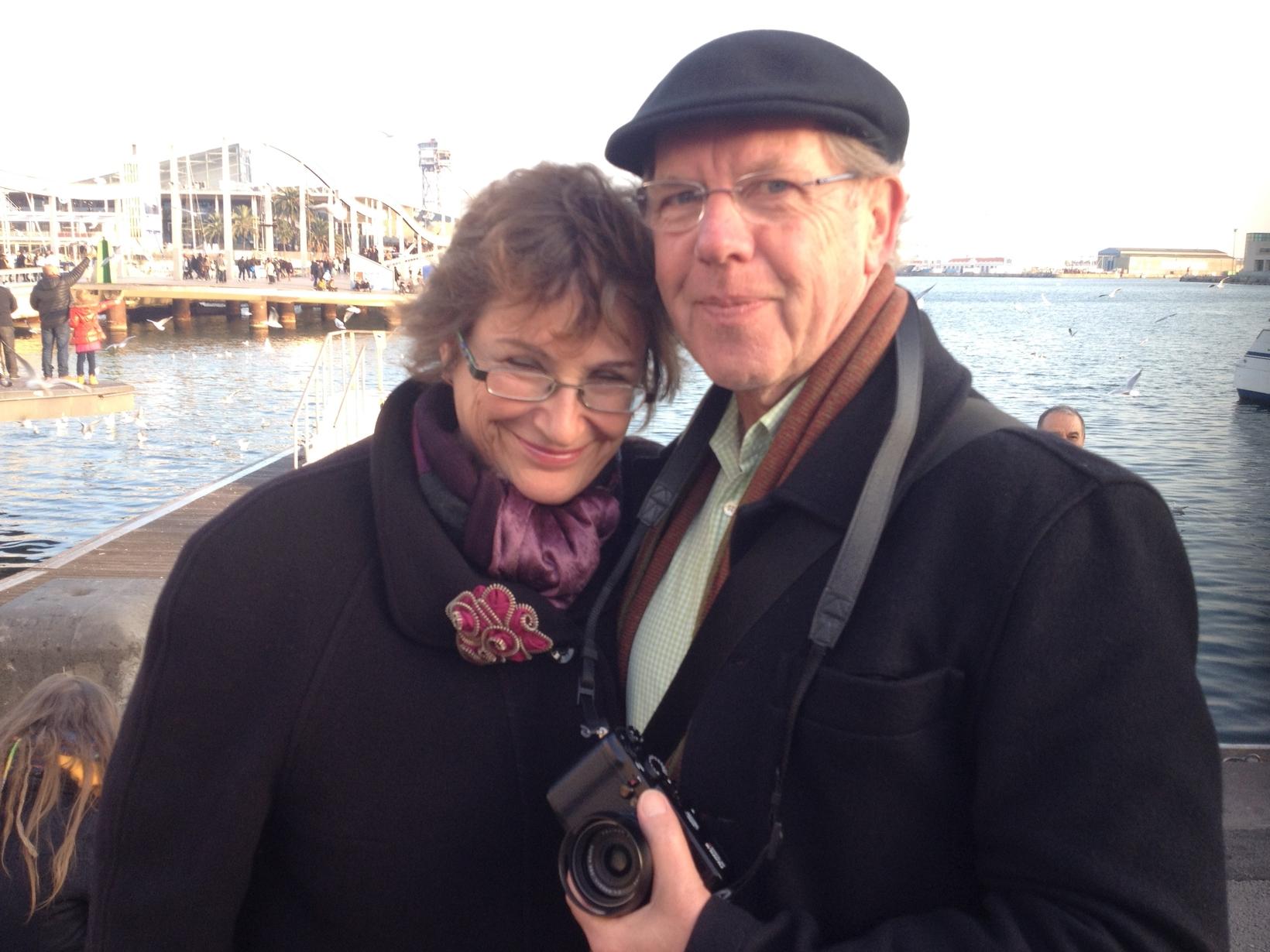 Lynette & Deane from Port Lincoln, South Australia, Australia