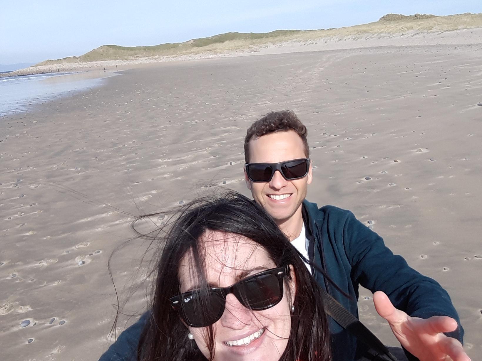 Catriona & Dan from Sligo, Ireland