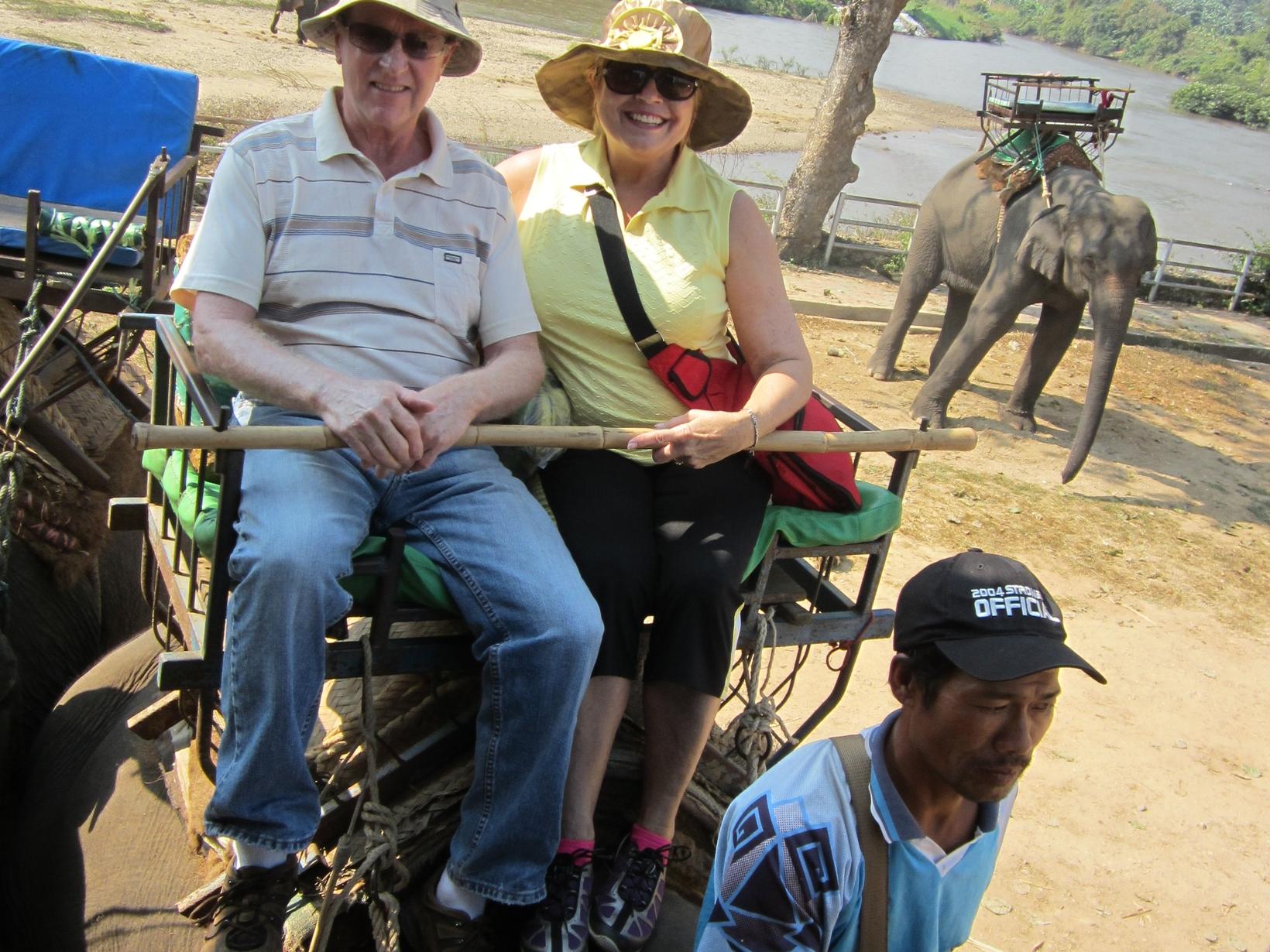 John & Carole from Calgary, Alberta, Canada