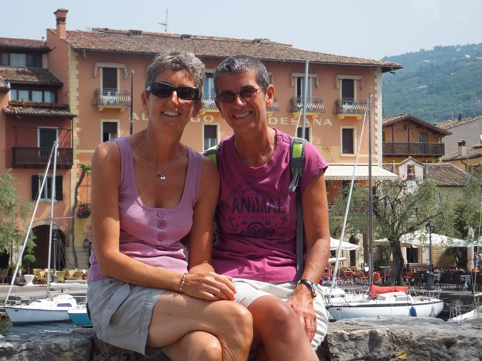 Tracy & Della from Bristol, United Kingdom