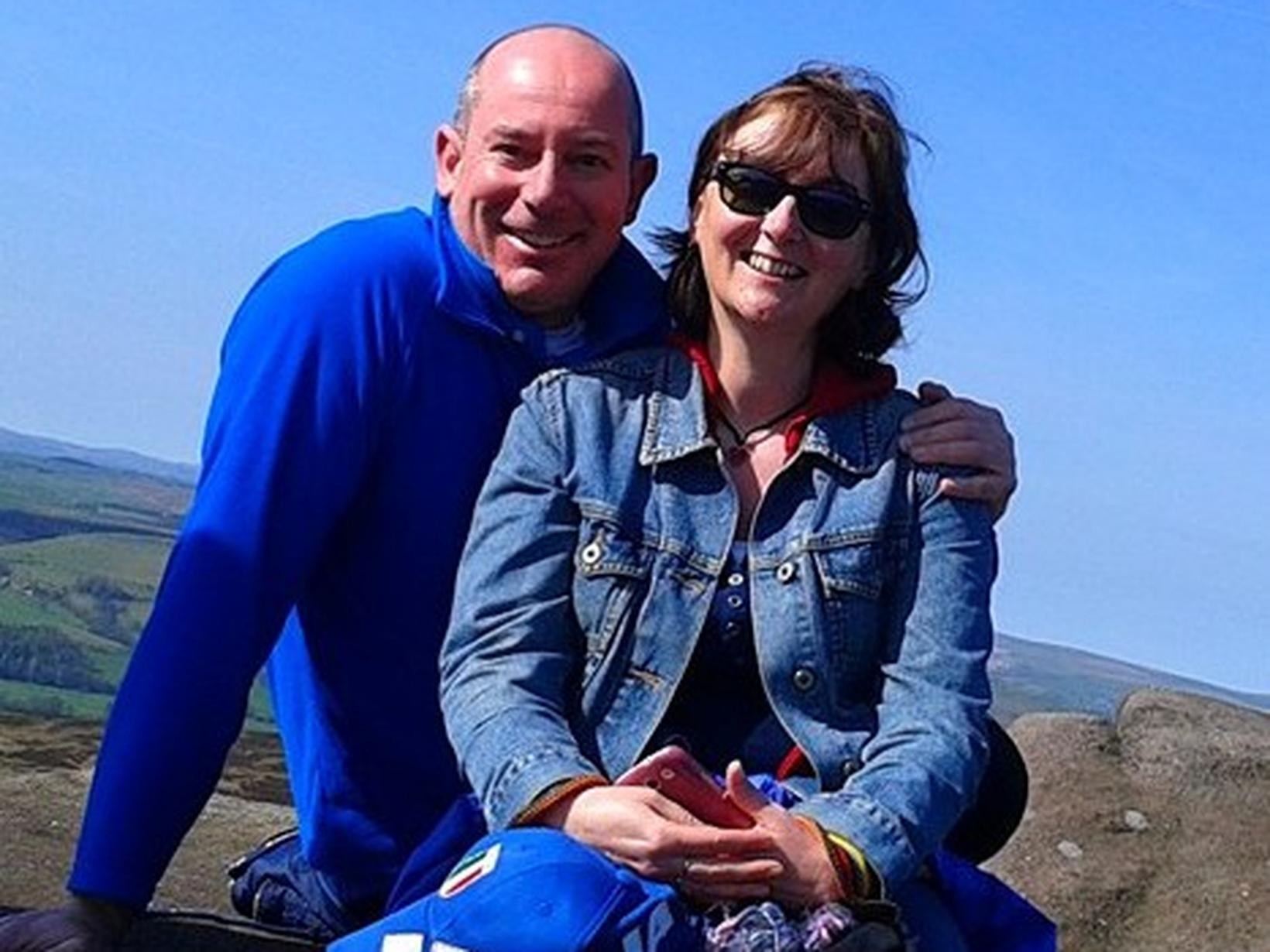 Jill & Brian from Guildford, United Kingdom