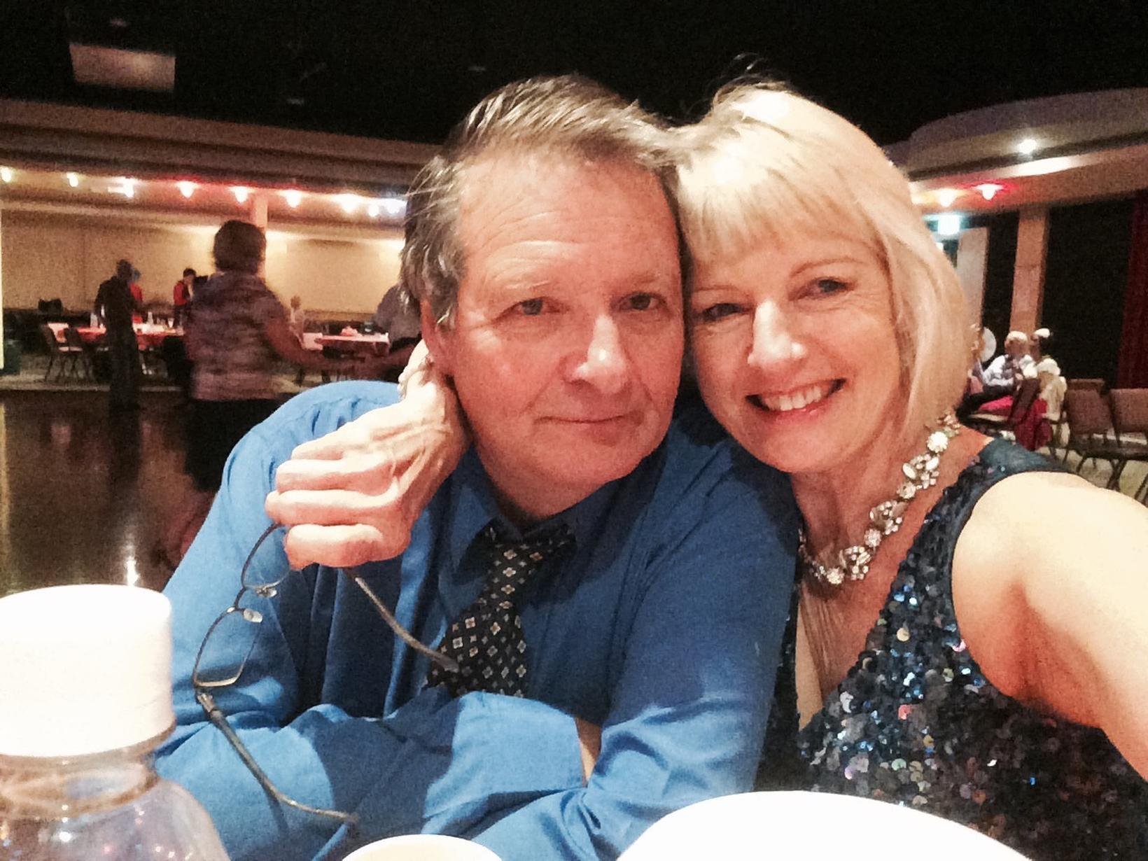 Pamela & Terry from South Brighton, South Australia, Australia