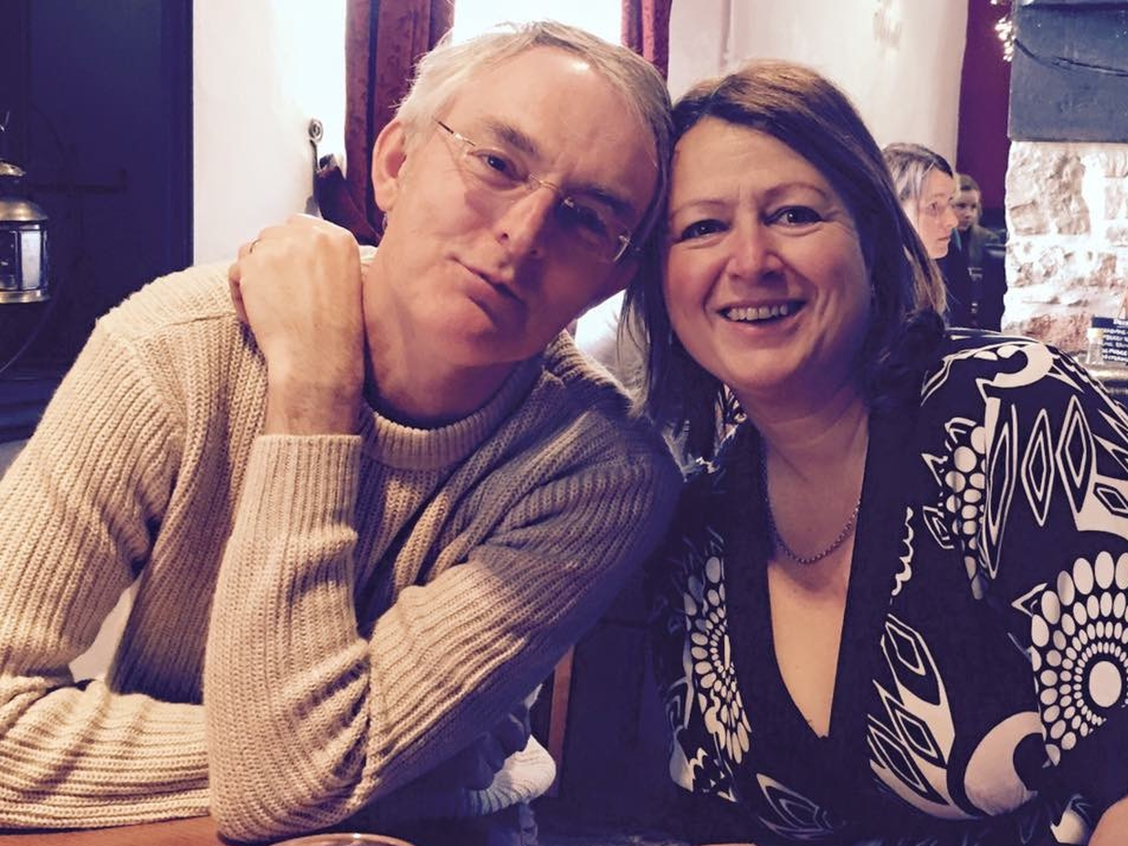 Lesley & Martyn from Rogiet, United Kingdom