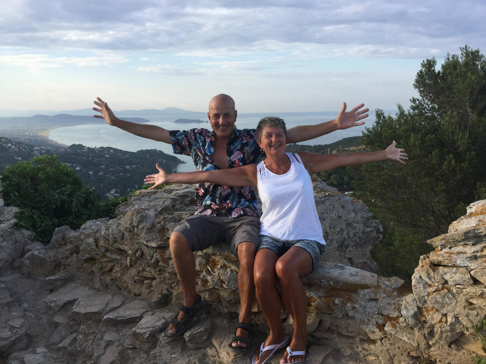 Ann & Stuart from London, United Kingdom