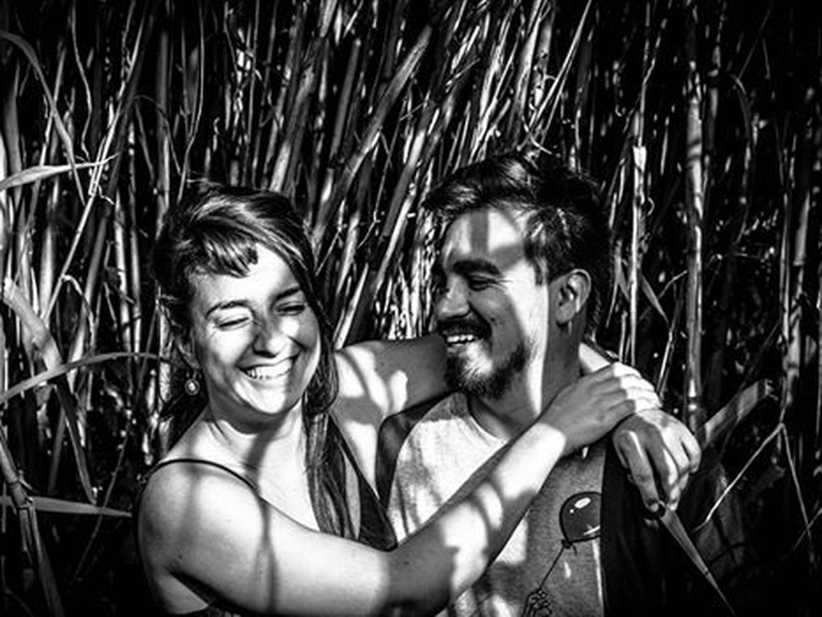 Marcia & Lucas from Montevideo, Uruguay