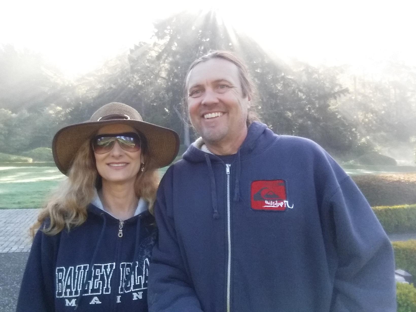Tami & Van from Santa Cruz, California, United States