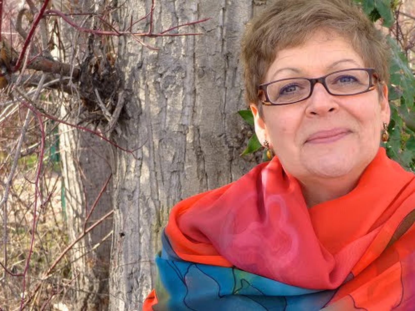 Linda from Kelowna, British Columbia, Canada