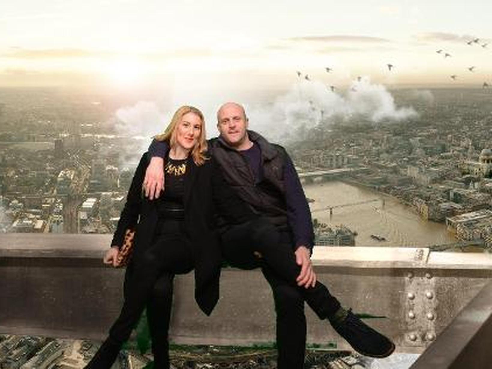 Jess & Daniel from York, United Kingdom