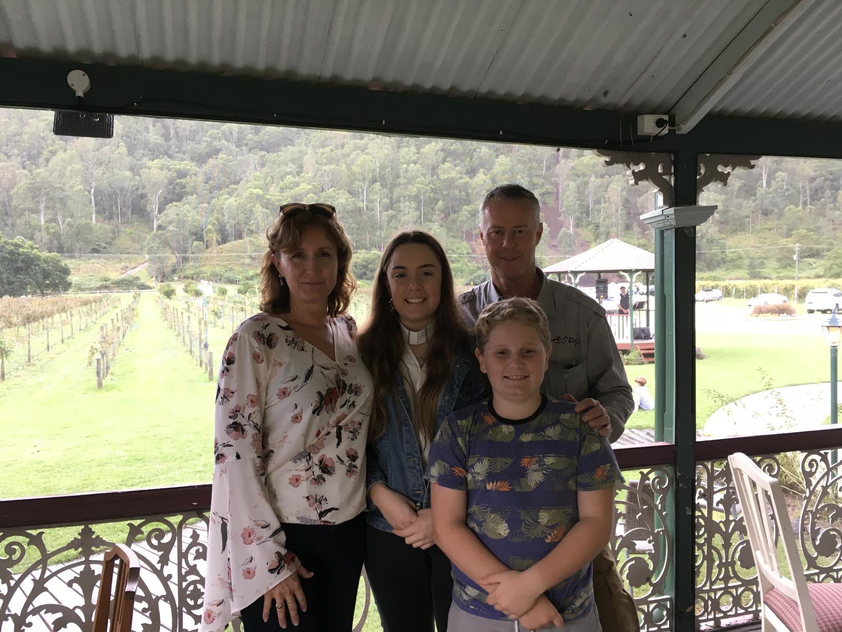 Amanda & Kevin from Gold Coast, Queensland, Australia