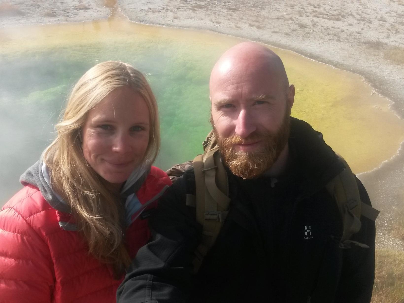 Sebastian & Jessika from Page, Arizona, United States