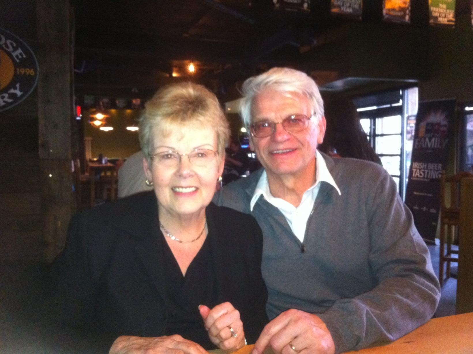 Donna & Wayne from Calgary, Alberta, Canada
