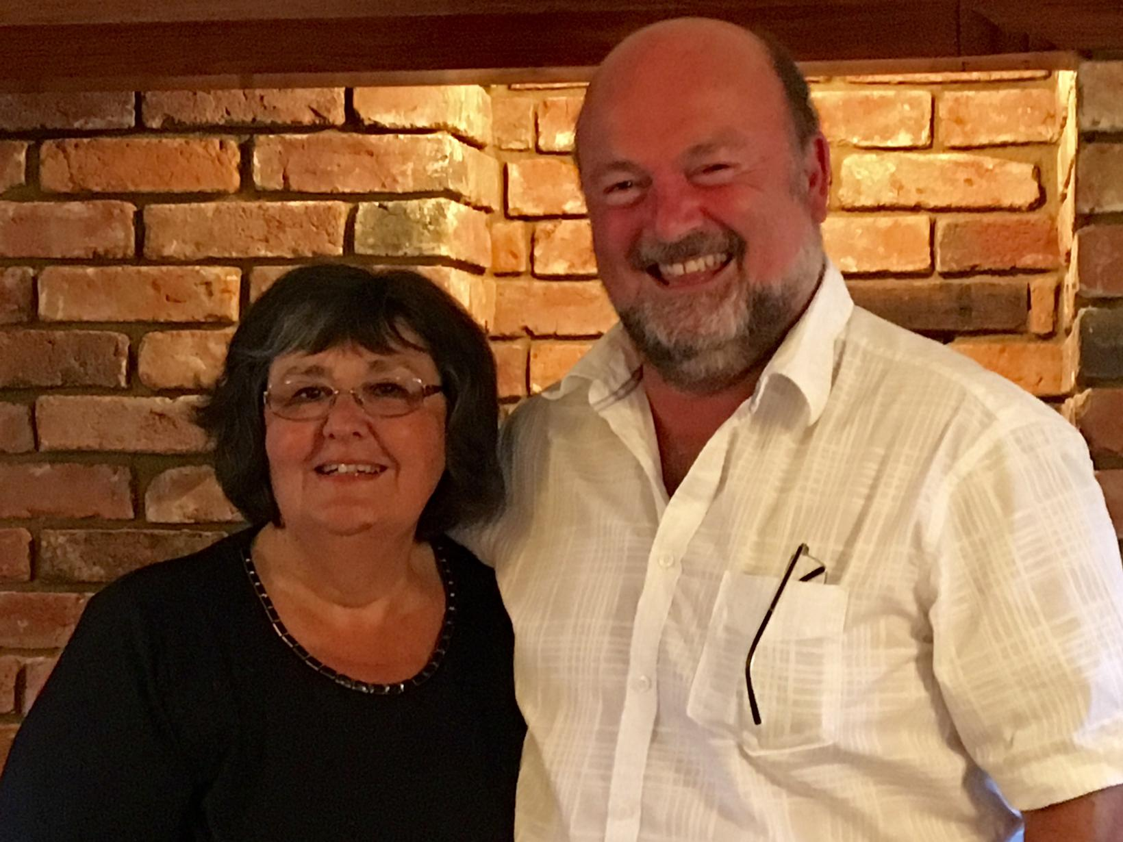 Shirley & Keith from Penrith, United Kingdom