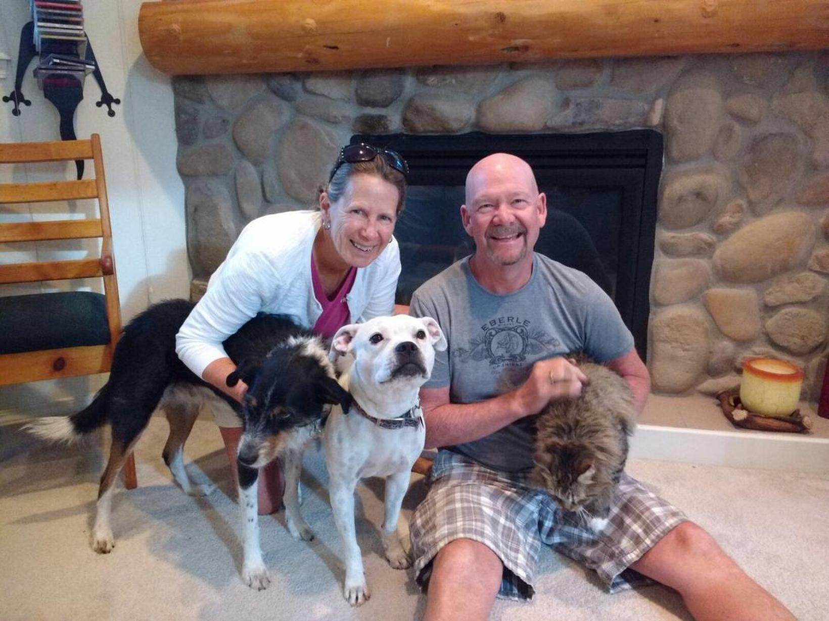 Mary pat & Dean from Escondido, California, United States