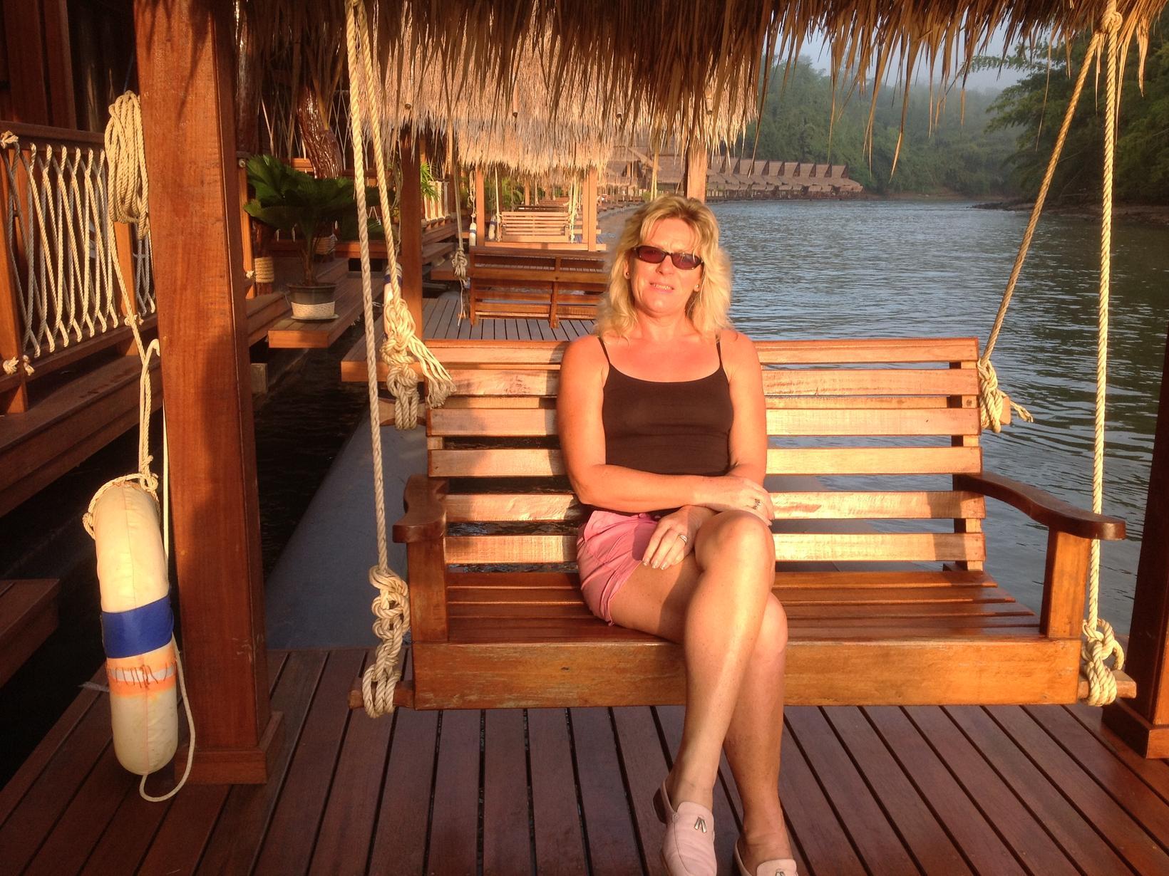 Caroline from Hua Hin, Thailand