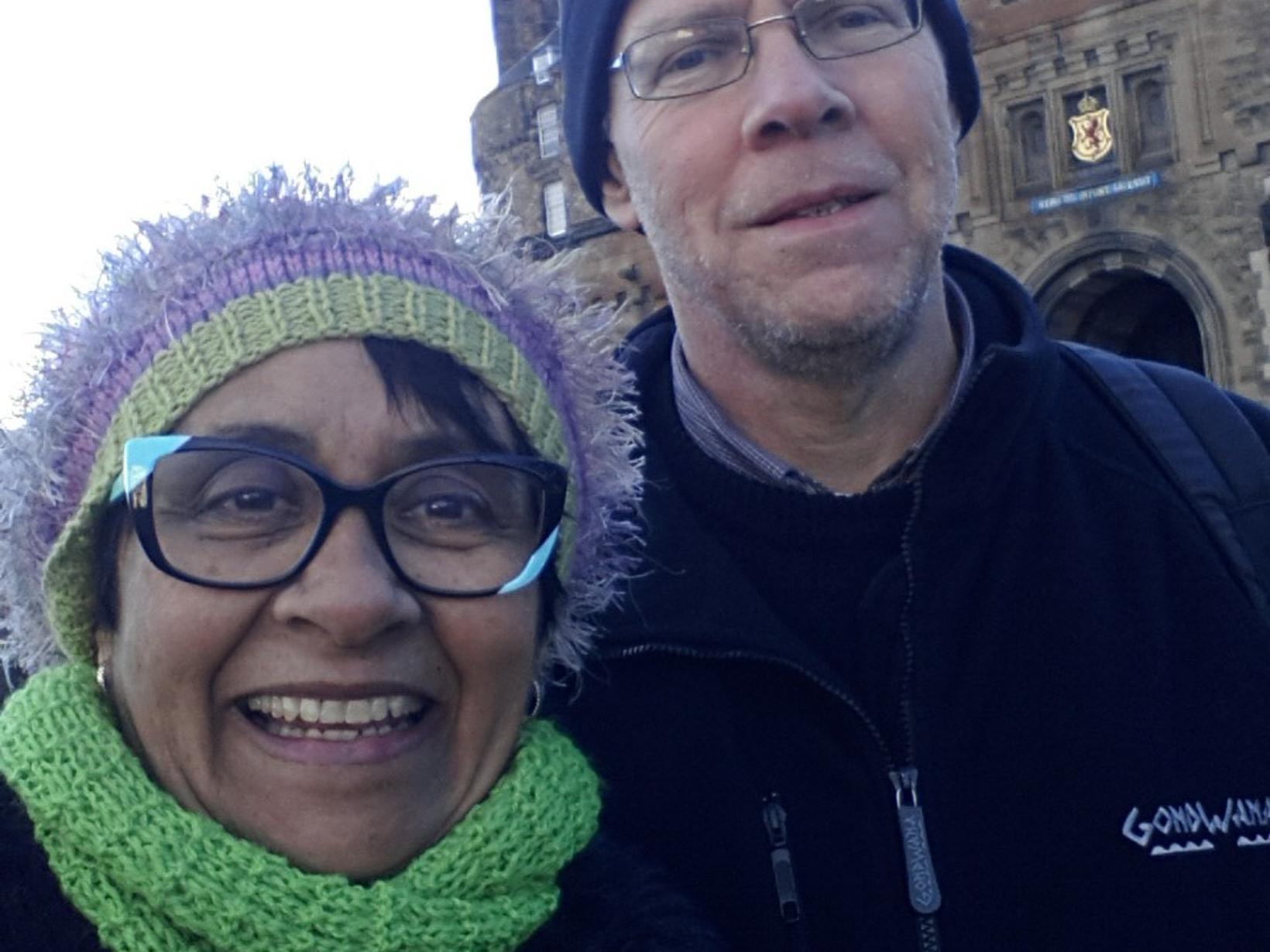 Karen & Rob from Port Lincoln, South Australia, Australia
