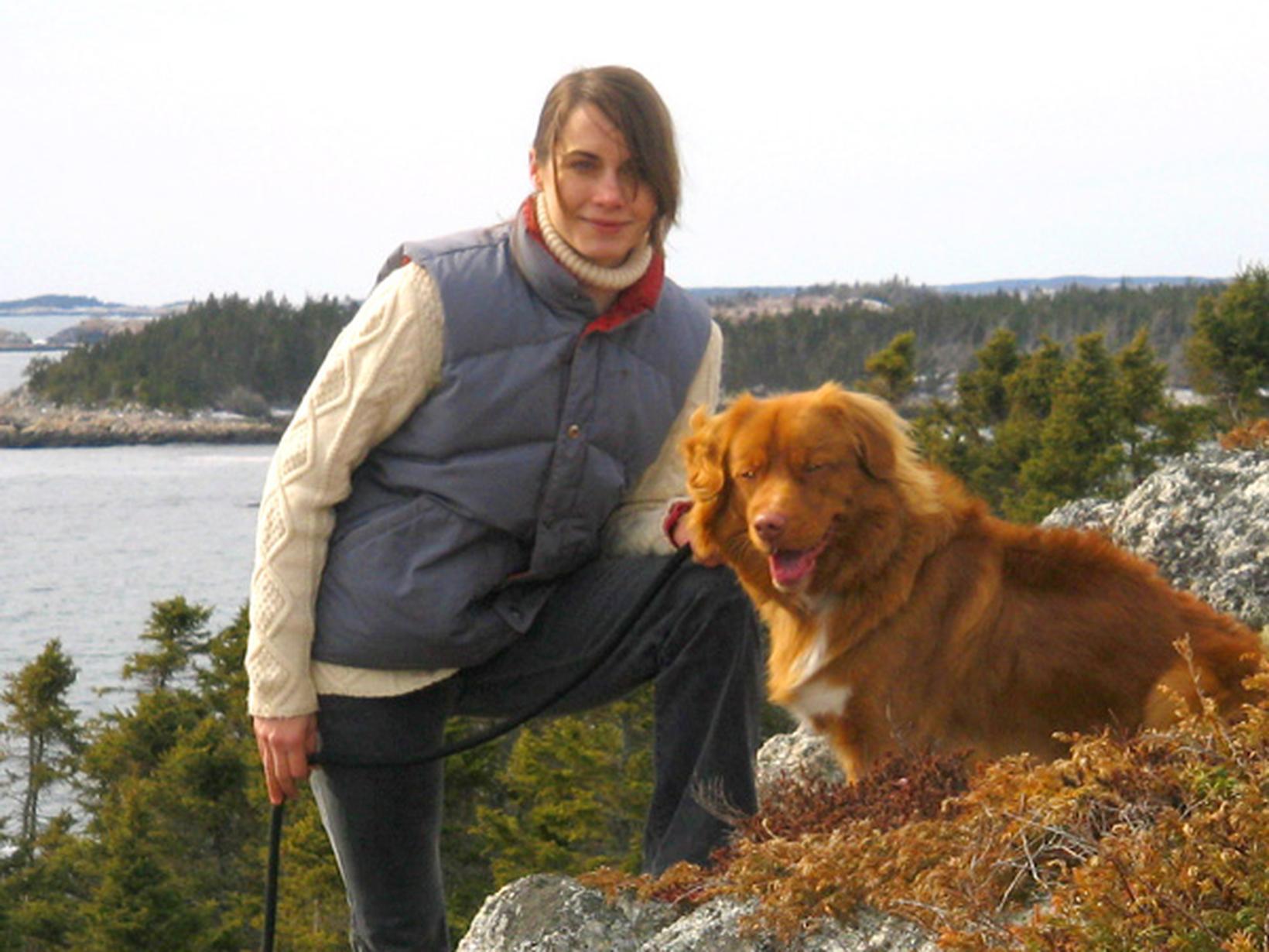 Rebecca & Joern from Selma, Nova Scotia, Canada