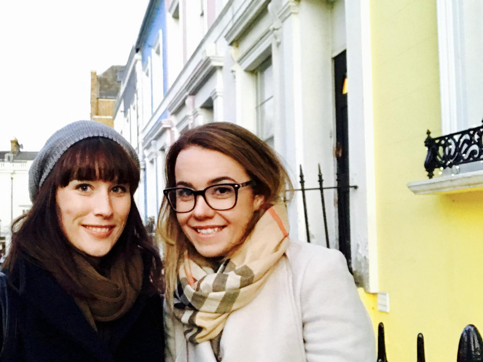 Lillian & Naomi from London, United Kingdom