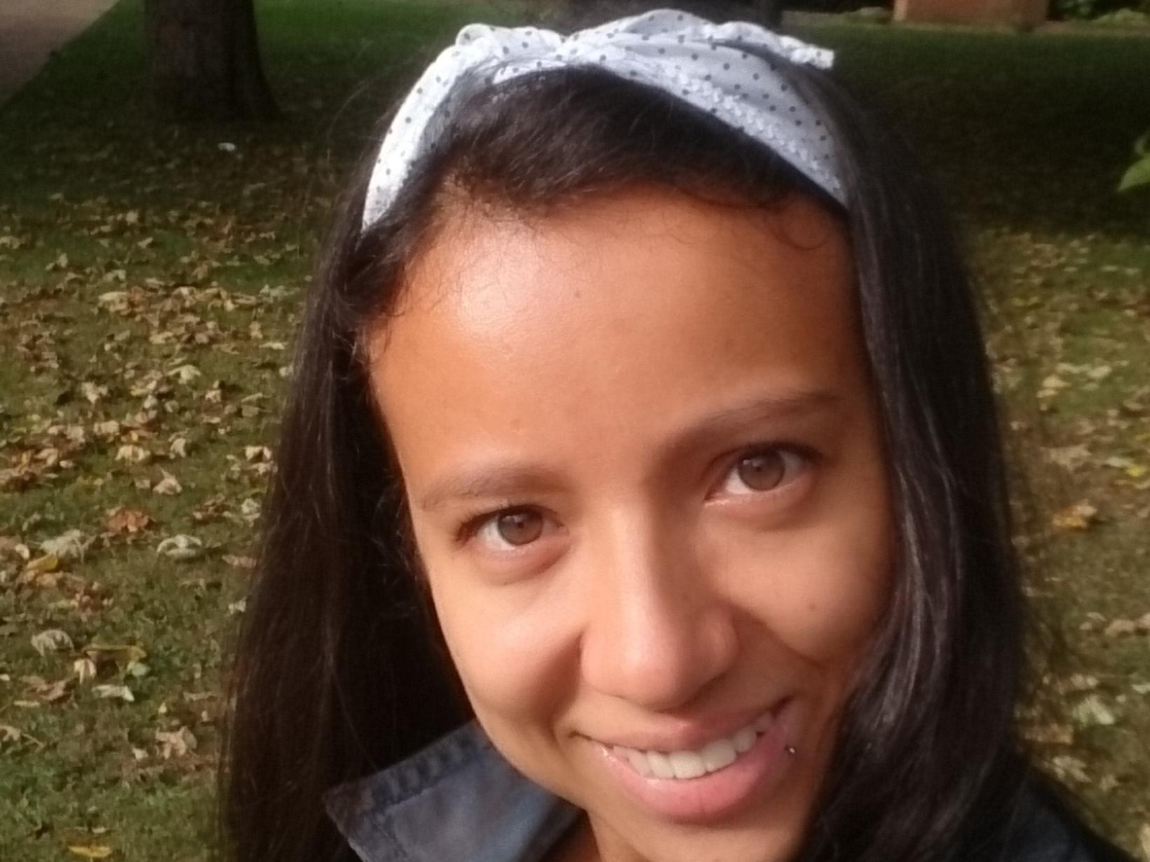 Daniela from Brighton, United Kingdom
