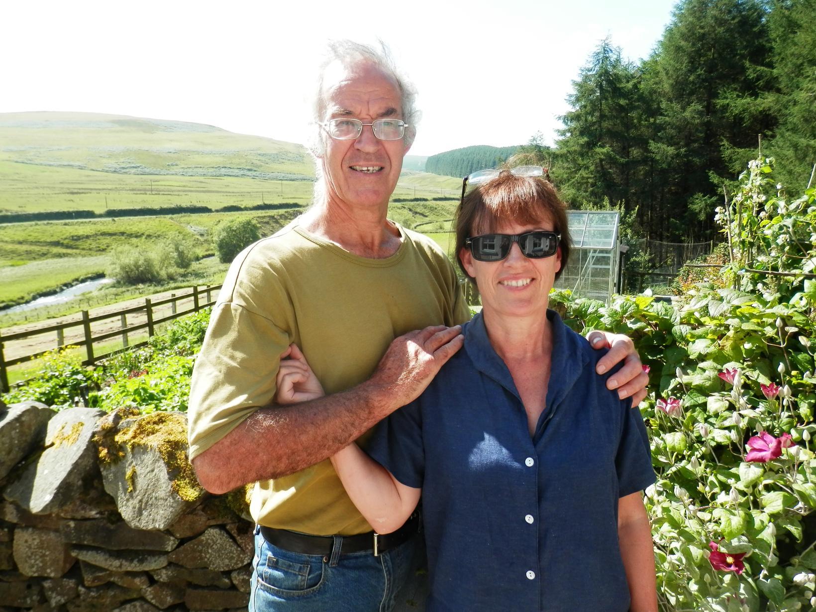 Daniele & William from Hawick, United Kingdom