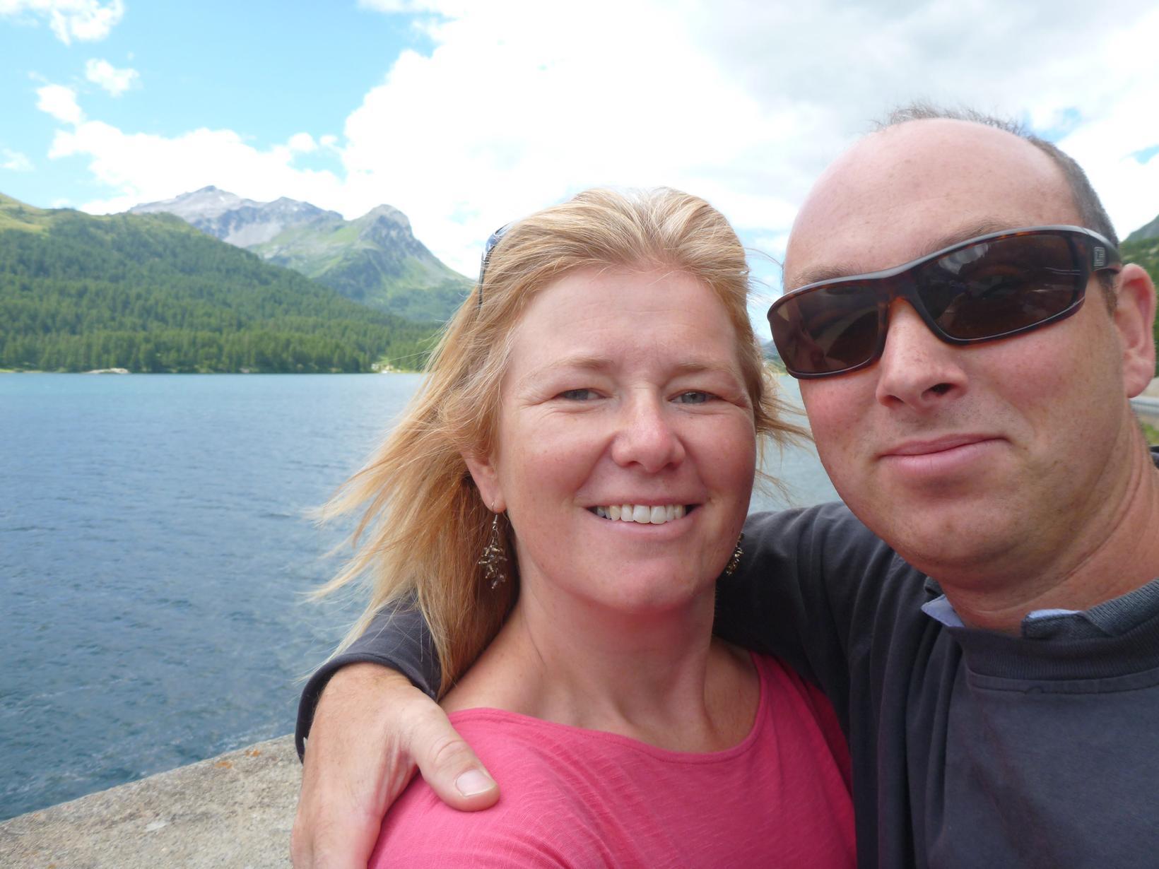 Sarah & Chris from Bath, United Kingdom