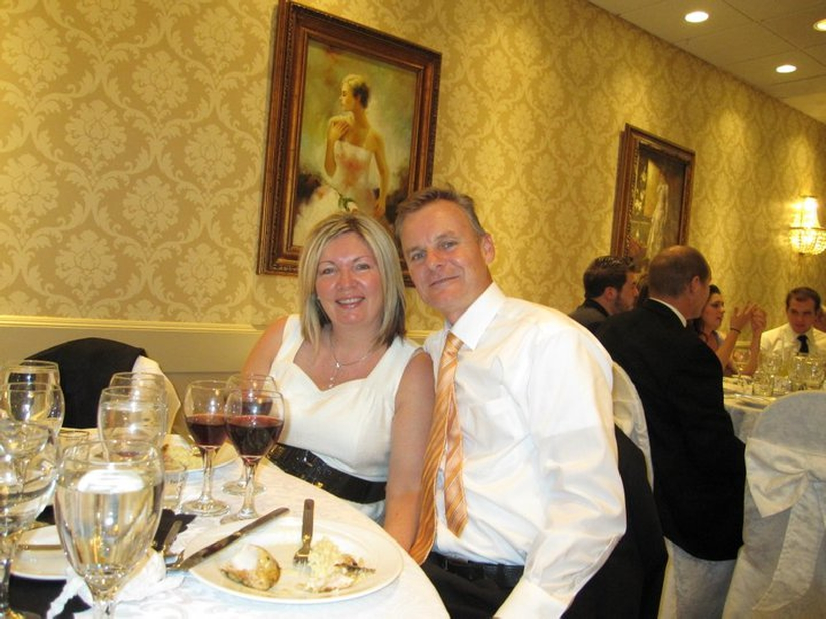 Linda & Mark from Windsor, Ontario, Canada