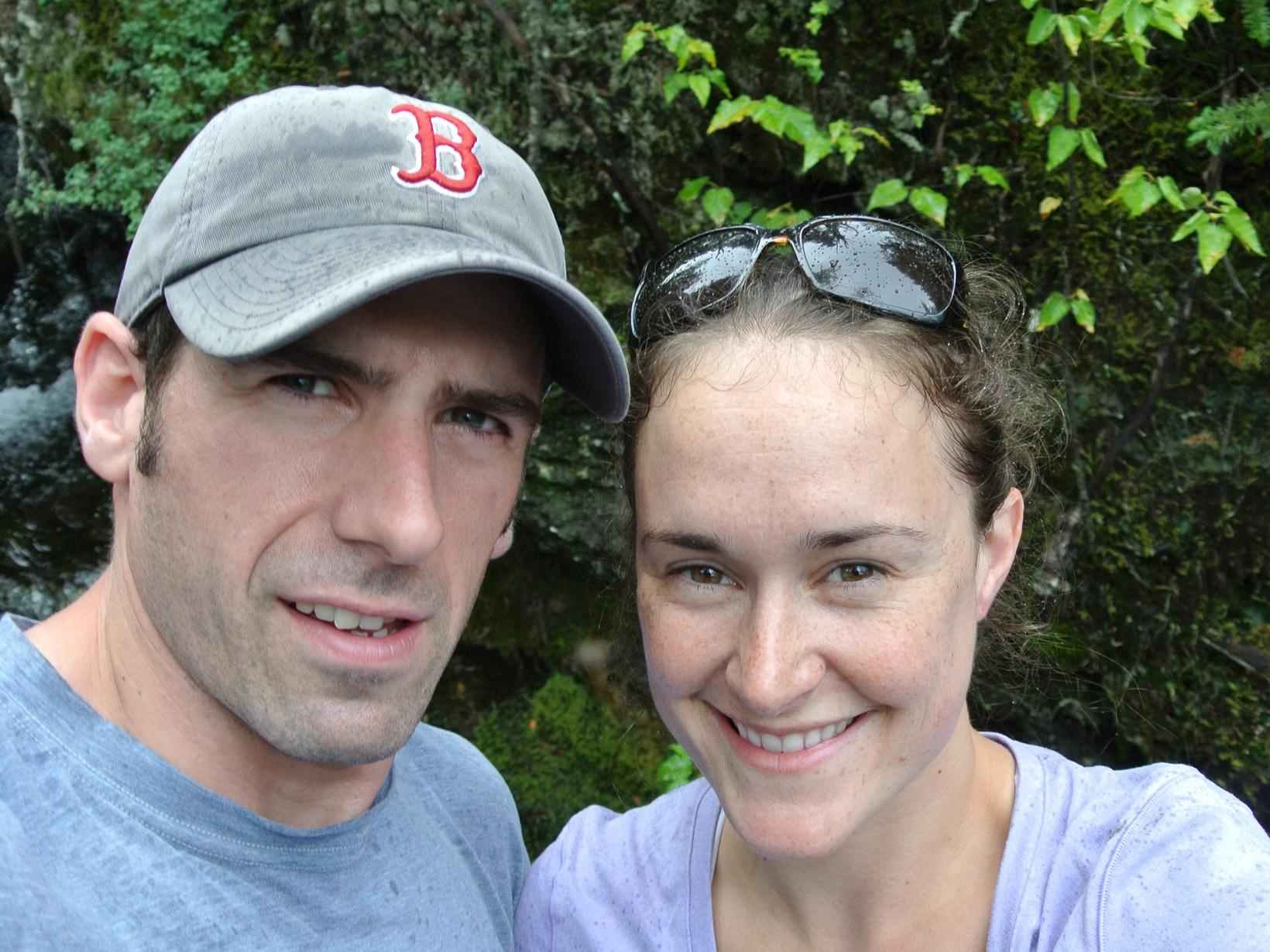 John & Kristy from Vancouver, British Columbia, Canada